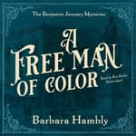 A Free Man of Color by  Barbara Hambly audiobook
