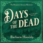 Days of the Dead by  Barbara Hambly audiobook