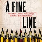 A Fine Line by  Tim DeRoche audiobook