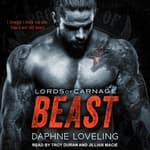 BEAST by  Daphne Loveling audiobook