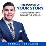 The Power of Your Story by  Kendal Netmaker audiobook