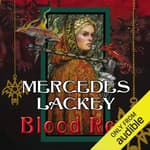 Blood Red by  Mercedes Lackey audiobook