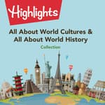 All About World Cultures & All About World History Collection by  Valerie Houston audiobook