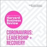 Coronavirus by  Harvard Business Review audiobook