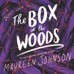 The Box in the Woods by  Maureen Johnson audiobook