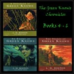 The Green Knowe Chronicles Books 4 - 6 by  L. M. Boston audiobook