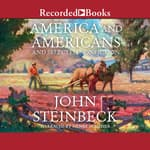 America and Americans by  John Steinbeck audiobook