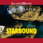 Starbound by  Dave Bara audiobook