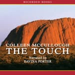 The Touch by  Colleen McCullough audiobook
