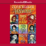 Days of Magic, Nights of War by  Clive Barker audiobook