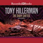 The Shape Shifter by  Tony Hillerman audiobook