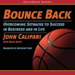 Bounce Back by  John Calipari audiobook