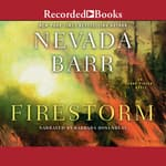 Firestorm by  Nevada Barr audiobook