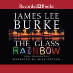 The Glass Rainbow by  James Lee Burke audiobook