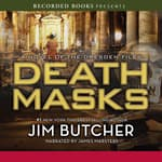 Death Masks by  Jim Butcher audiobook