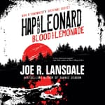 Hap and Leonard: Blood and Lemonade by  Joe R. Lansdale audiobook