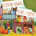 Second Grade, Here I Come! by  D.J. Steinberg audiobook