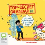 Top Secret Grandad and Me by  David MacPhail audiobook
