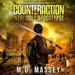 Counteraction by  M.D. Massey audiobook