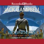 Boundless by  Jack Campbell audiobook