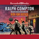 Ralph Compton Ride for Justice by  Robert J. Randisi audiobook