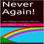 Never Again! by  Gabriel  Agbo audiobook