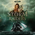 Storm Raiders by  P.T. Hylton audiobook