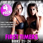 First Timers 4-Pack by  Kimmy Welsh audiobook