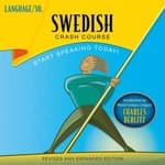 Swedish Crash Course by  LANGUAGE/30 audiobook