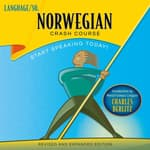 Norwegian Crash Course by  LANGUAGE/30 audiobook