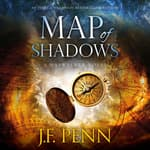 Map Of Shadows by  J.F. Penn audiobook