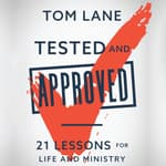 Tested and Approved by  Tom Lane audiobook