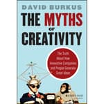 The Myths of Creativity by  David Burkus audiobook