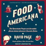 Food Americana by  David Page audiobook