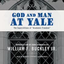 God and Man at Yale by William F. Buckley audiobook