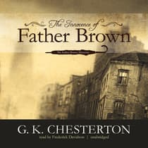 The Innocence of Father Brown by G. K. Chesterton audiobook