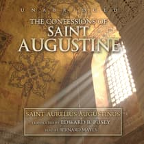 The Confessions of Saint Augustine by Aurelius Augustinus audiobook