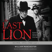 The Last Lion: Winston Spencer Churchill, Vol. 2 by William Manchester audiobook