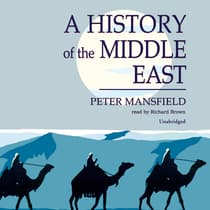 A History of the Middle East by Peter Mansfield audiobook