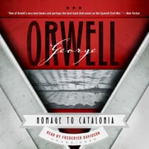 Homage to Catalonia by George Orwell audiobook