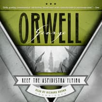 Keep the Aspidistra Flying by George Orwell audiobook