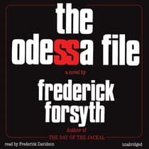 The Odessa File by Frederick Forsyth audiobook