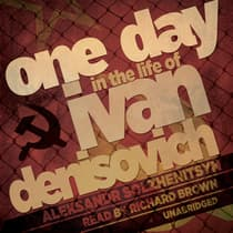 One Day in the Life of Ivan Denisovich by Aleksandr Solzhenitsyn audiobook