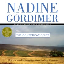 The Conservationist by Nadine Gordimer audiobook