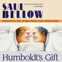 Humboldt's Gift by Saul Bellow audiobook