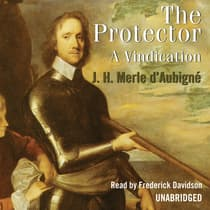 The Protector by Jean-Henri Merle d'Aubigné audiobook
