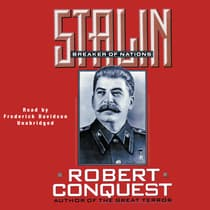 Stalin by Robert Conquest audiobook