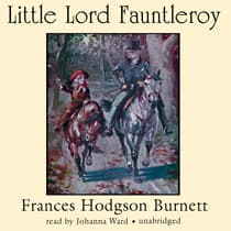 Little Lord Fauntleroy by Frances Hodgson Burnett audiobook