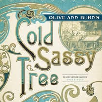 Cold Sassy Tree by Olive Ann Burns audiobook
