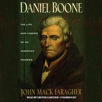 Daniel Boone by John Mack Faragher audiobook